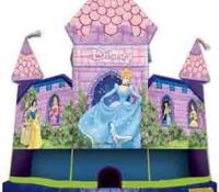 Disney Princess Club Bounce House