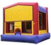 Lil' Mermaid Club Bounce House