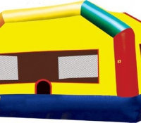 Extra Large Fun House Moonbounce