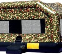 Extra Large Camouflage Moonbounce