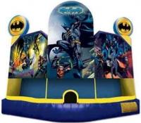 Batman Club Bounce House