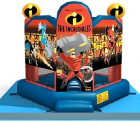 Incredibles Club Bounce House