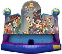 Toy Story Club Bounce House