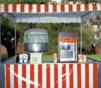 Carnival Booth Fun Foods Package