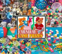 Carnival Games Prize Package