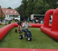 Giant Trikes with Track