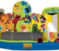 Sesame Street 5-in-1