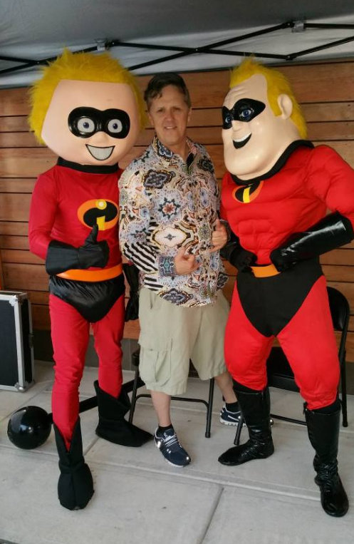 The Incredibles  sc 1 st  Total Entertainment & Costume Character Rentals in Boston | Total Entertainment