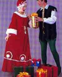Adult Christmas Elf