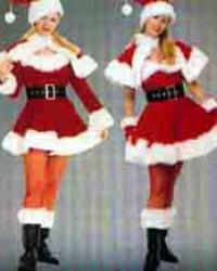 Female Santa\'s Helpers