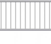 Steel Baracades