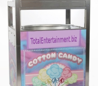 Deluxe Cotton Candy Cart