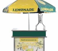 Deluxe Lemonade Cart