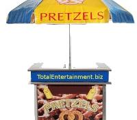 Deluxe Pretzel Cart