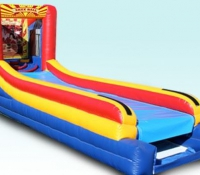 Inflatable Skeeball