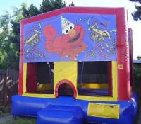 Elmo Banner