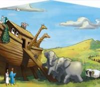 Noah\'s Ark Banner