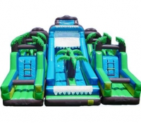 Aqua Extreme Wet Obstacle Course
