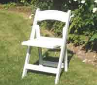 Garden Chairs (Padded)