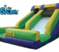 Lil' Splash Water Slide