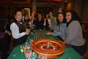 Roulette Table Rentals in Boston