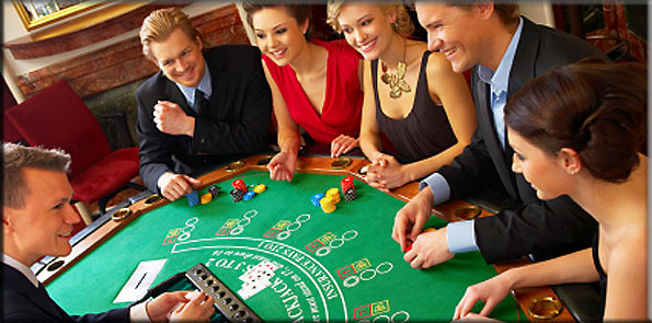 Card & Casino Table Game Rentals in Boston