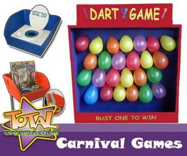 carnival game rentals in boston