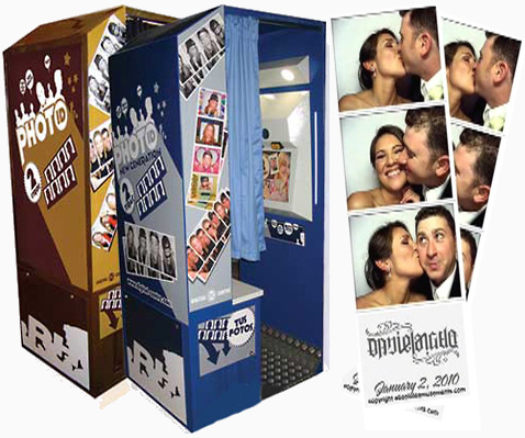 Photo Booth Rentals in Boston