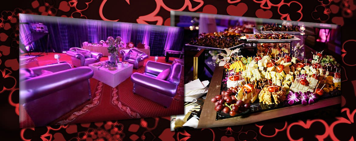 Boston, MA Casino Party Rentals