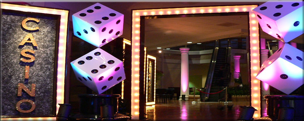 Casino Night Rentals & Packages