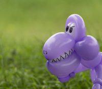 Balloon Animal Dinosaur