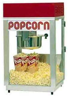 Popcorn Machine Rentals Boston