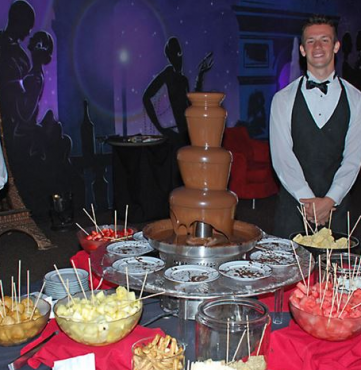 Chocolate Fountain Rentals in Boston
