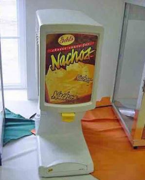 Nacho Cheese Dispensing Machine Rentals in Boston