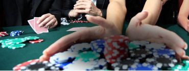 Poker Table & Chip Rentals Boston