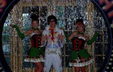 Throwing an Elvis Themed Party