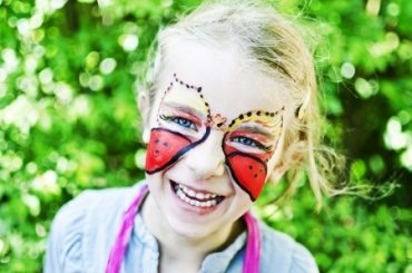 Children and Face Painting: The Perfect Pair