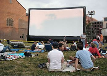 Host Your Own Outdoor Summer Movie Night