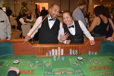 Casino Night Rental in Boston