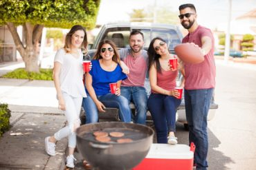 Planning A Tailgate Party at Home