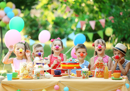 Planning the Ultimate Children's Backyard Birthday Party