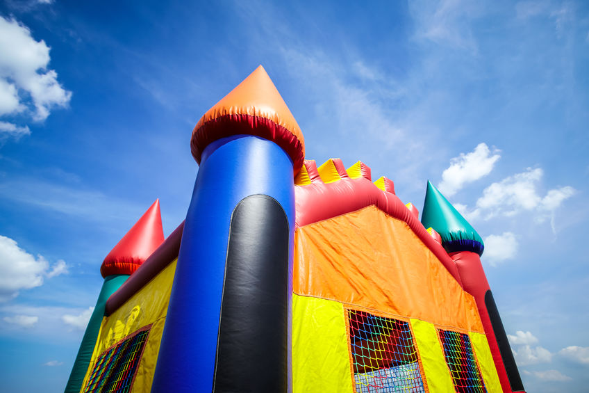 Inflatables from Total Entertainment