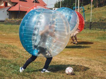 Bubble Soccer rental in Massachusetts
