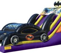 batman inflatable obstacle course